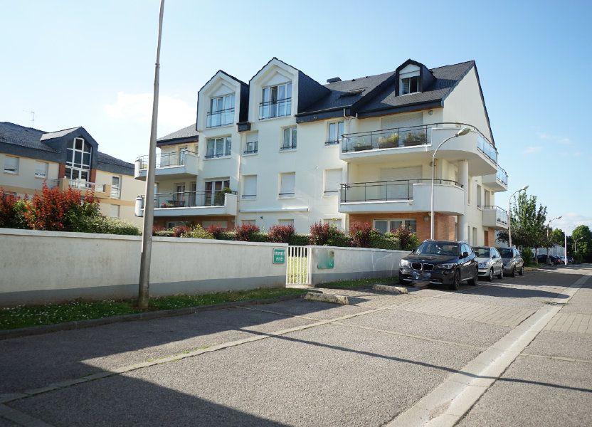 Appartement à vendre 92.95m2 à Mont-Saint-Aignan