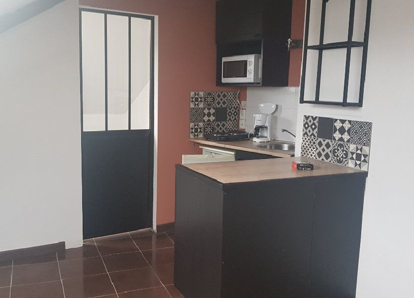 Appartement à louer 21.05m2 à Rouen