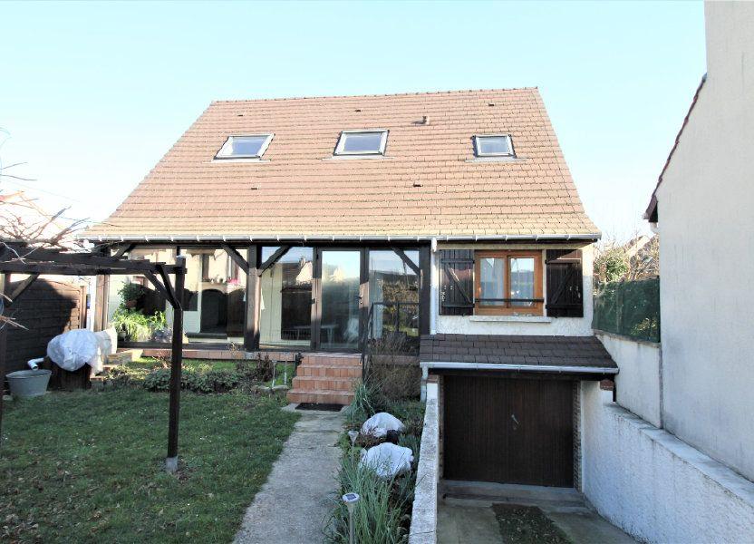 Maison à vendre 112.67m2 à Cormeilles-en-Parisis