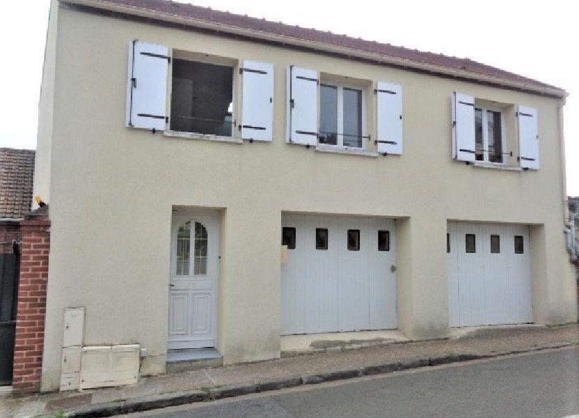 Maison à vendre 46.73m2 à Montsoult