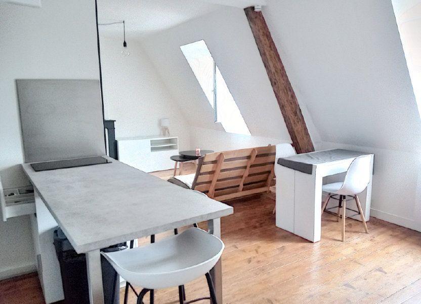 Appartement à louer 31.21m2 à Nantes