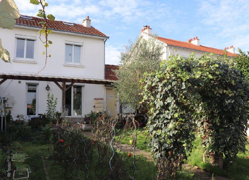 Maison à vendre 85m2 à Nantes