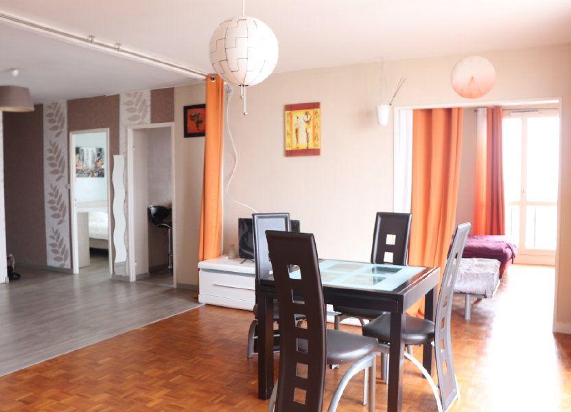 Appartement à vendre 88.28m2 à Nantes