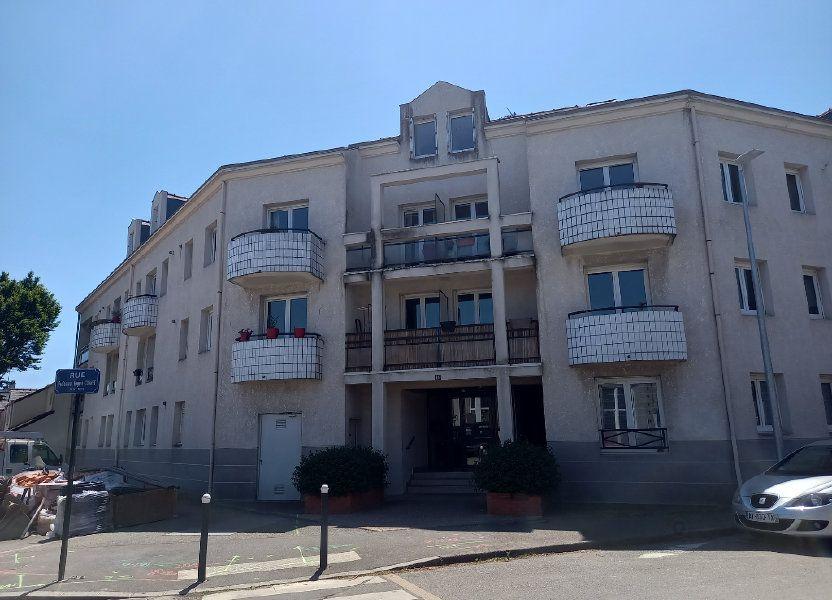 Appartement à louer 65.7m2 à Nantes