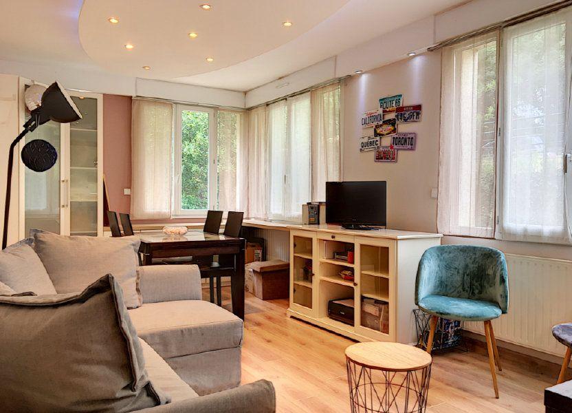 Appartement à vendre 48.26m2 à Nantes