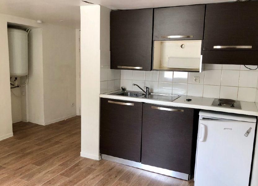 Appartement à louer 17.42m2 à Nice