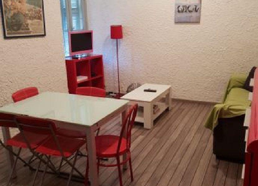 Appartement à louer 35.1m2 à Nice
