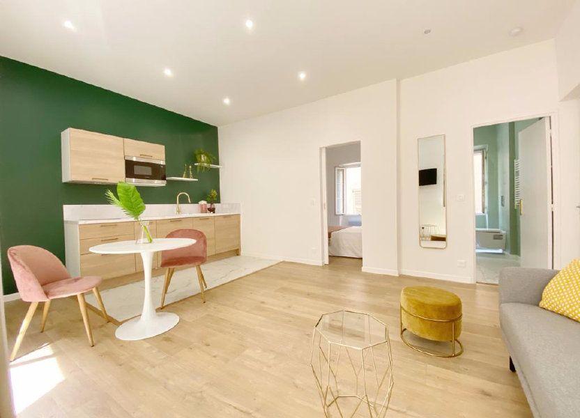 Appartement à vendre 32.8m2 à Nice