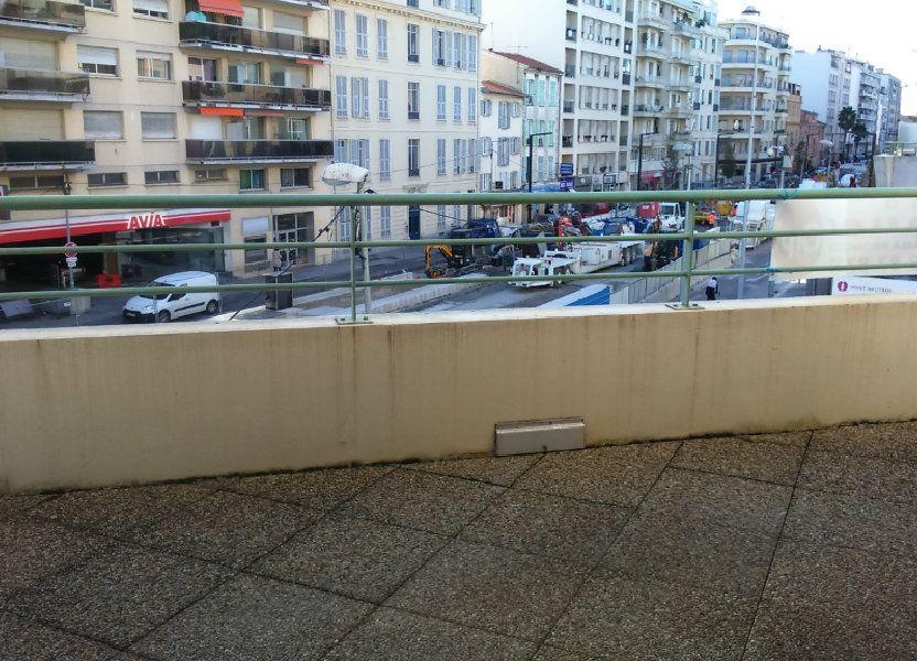 Appartement à louer 30.38m2 à Nice