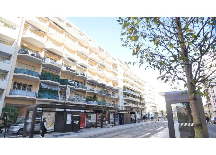 Appartement à vendre 41.69m2 à Nice