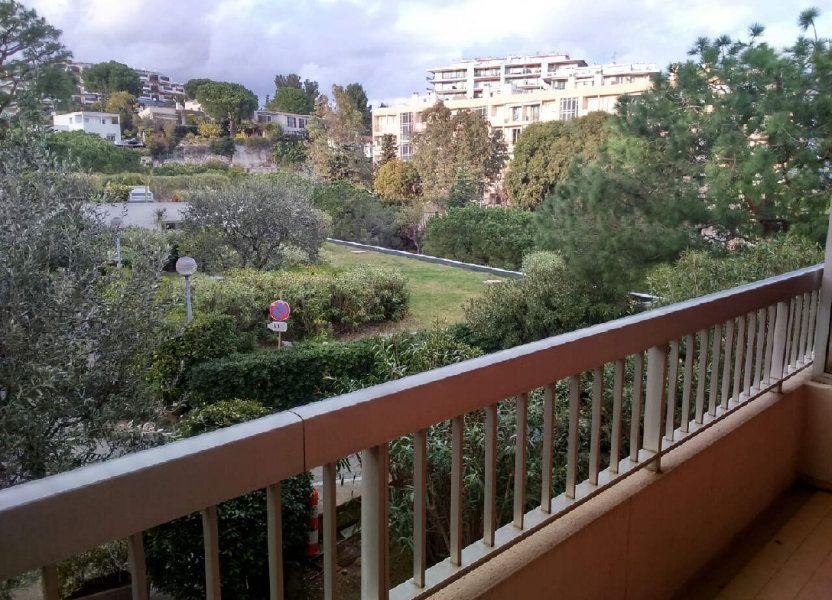 Appartement à louer 19.67m2 à Nice