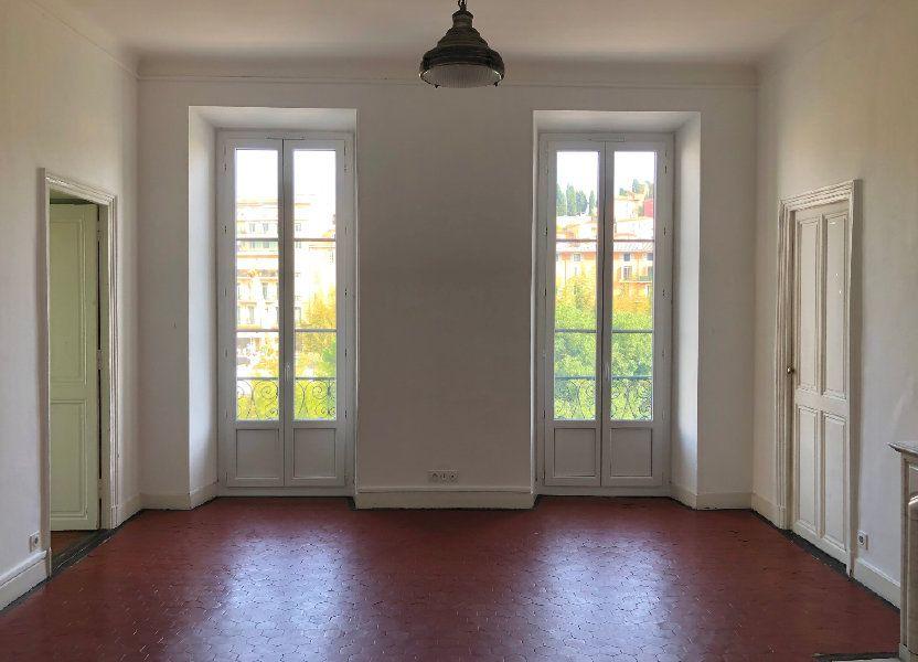 Appartement à louer 133m2 à Nice