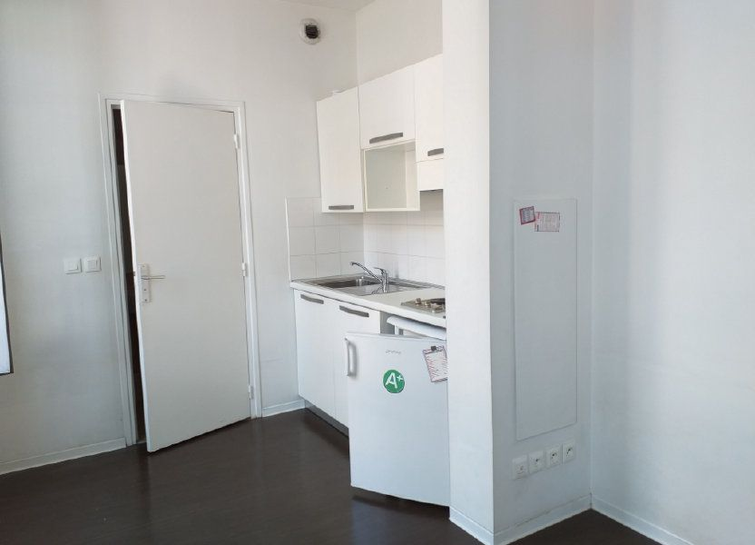 Appartement à louer 17.02m2 à Nice