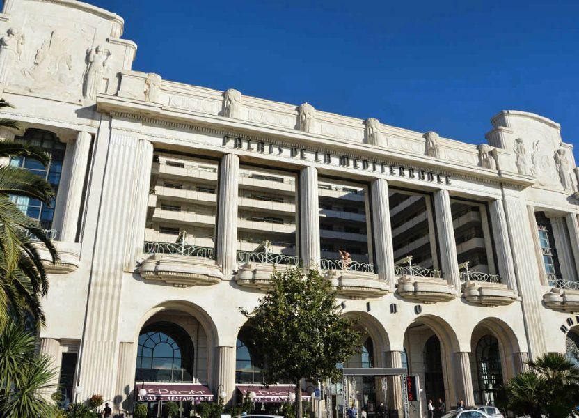 Appartement à vendre 55.79m2 à Nice