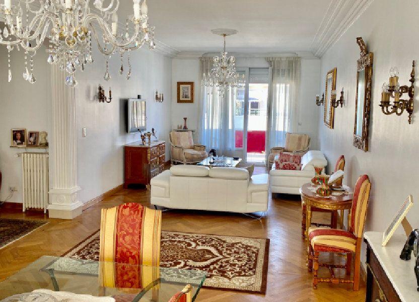 Appartement à vendre 120.63m2 à Nice