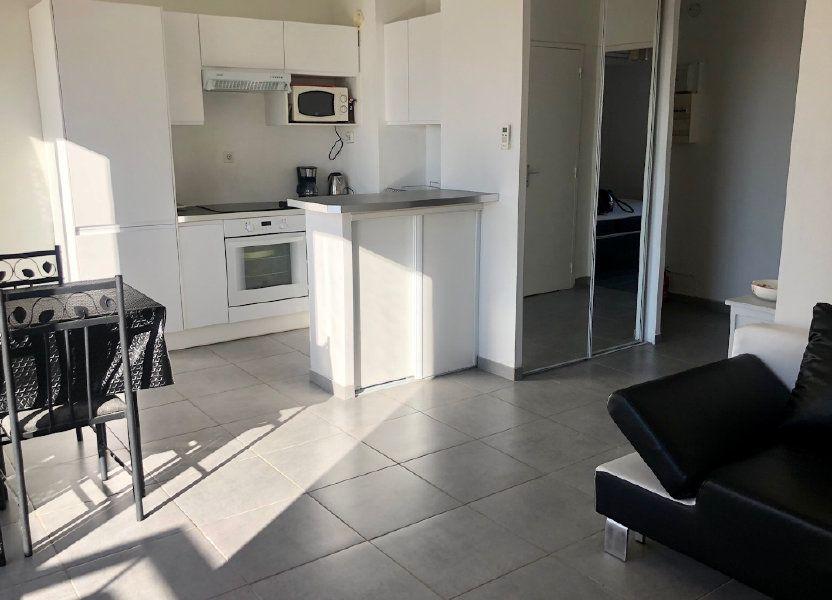 Appartement à louer 36.52m2 à Nice