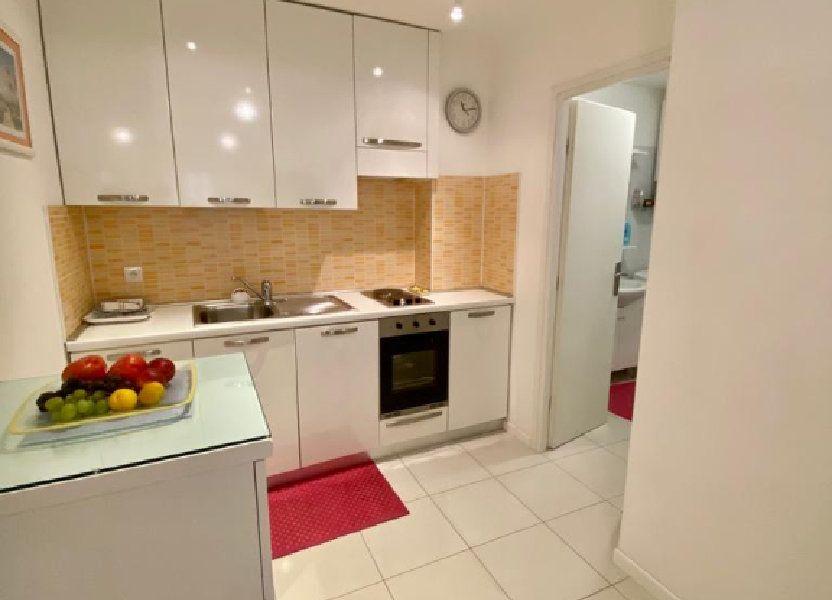 Appartement à vendre 35.06m2 à Nice
