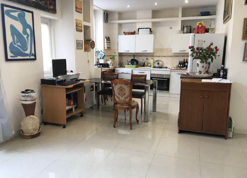 Appartement à vendre 89m2 à Nice