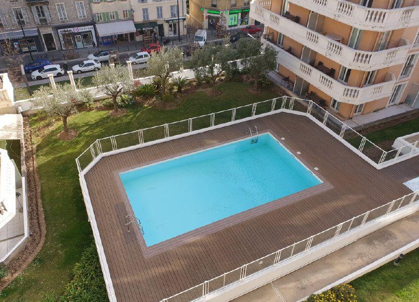 Appartement à louer 36m2 à Nice