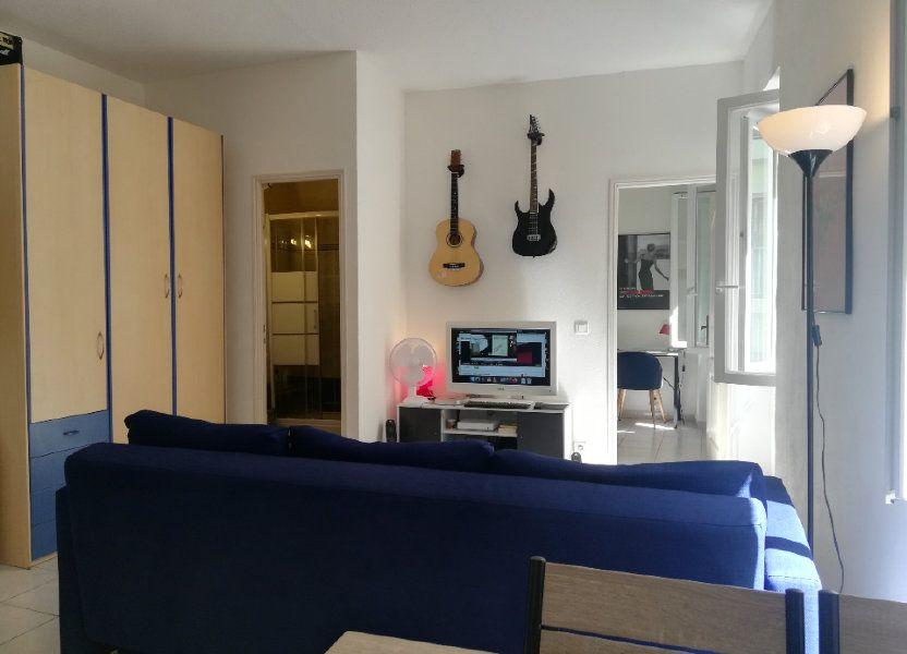 Appartement à louer 32.7m2 à Nice