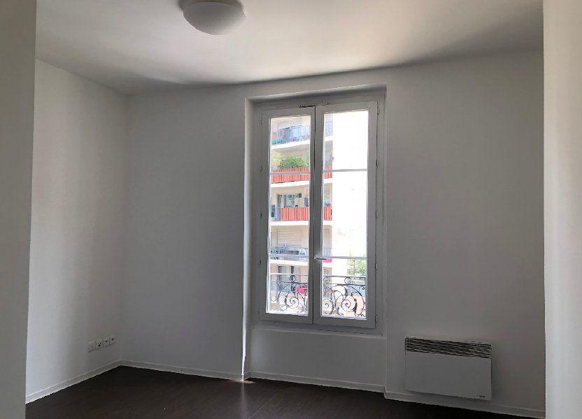 Appartement à louer 23.25m2 à Nice