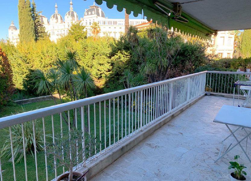 Appartement à vendre 105m2 à Nice