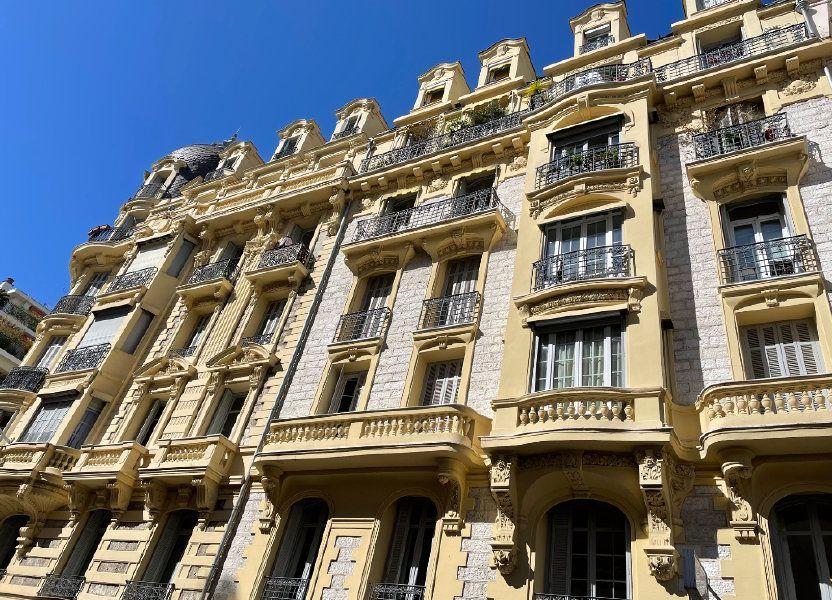 Appartement à vendre 69m2 à Nice