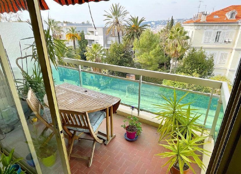 Appartement à vendre 55m2 à Nice
