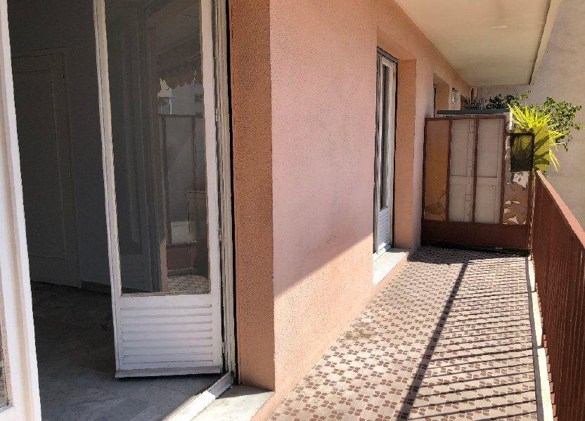 Appartement à louer 61.8m2 à Cagnes-sur-Mer