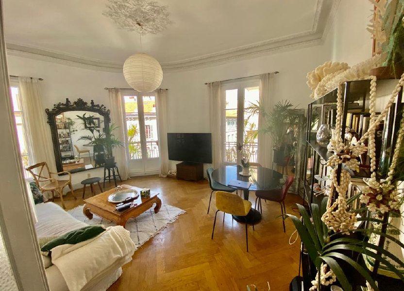 Appartement à vendre 88.95m2 à Nice
