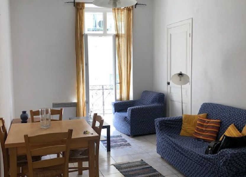 Appartement à vendre 42.18m2 à Nice