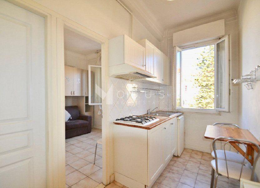 Appartement à vendre 21.52m2 à Nice