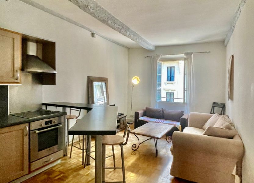 Appartement à vendre 53.13m2 à Nice