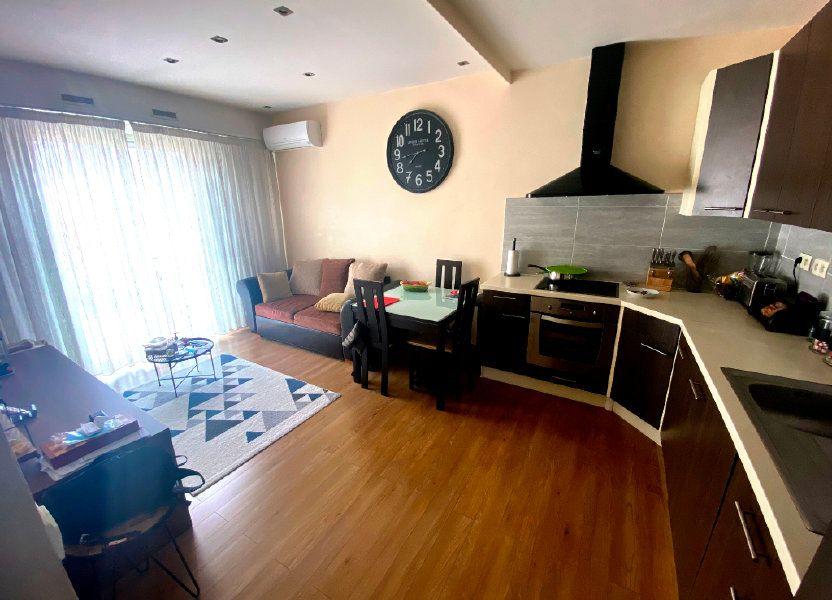Appartement à vendre 47.32m2 à Nice