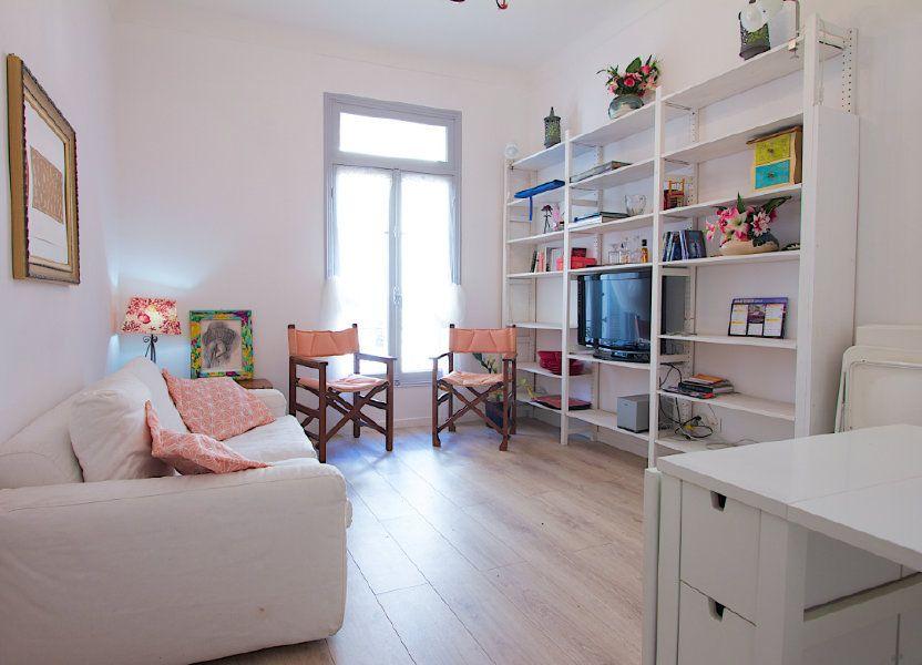 Appartement à vendre 52.49m2 à Nice