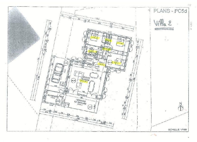 Maison à louer 113m2 à Saint-Hilaire-d'Ozilhan