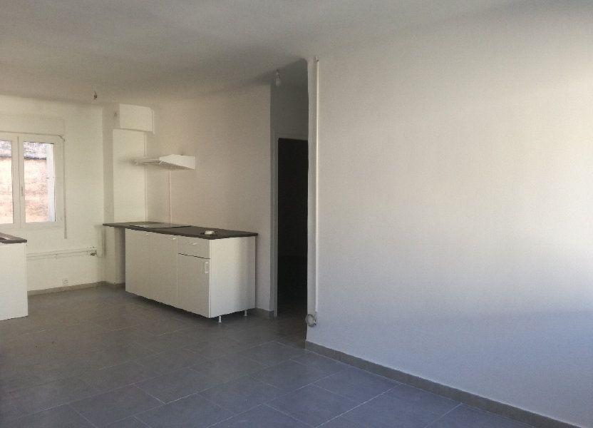 Appartement à louer 54m2 à Remoulins