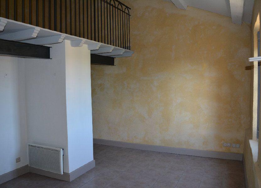 Appartement à louer 33.94m2 à Remoulins