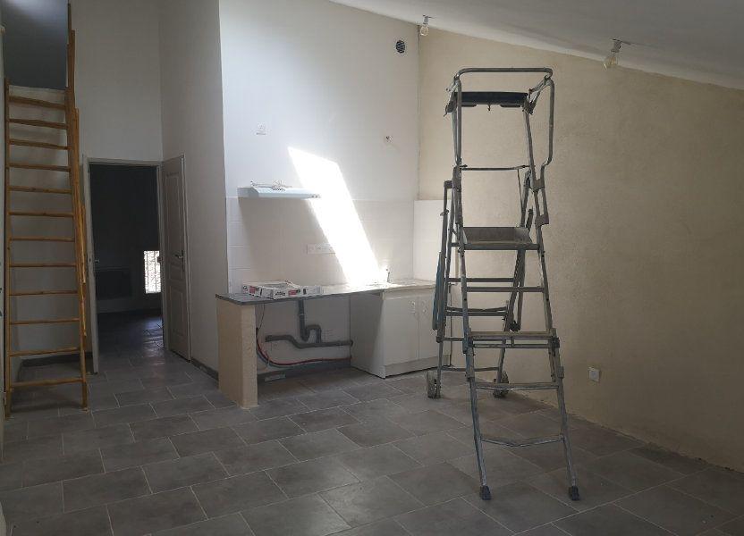 Appartement à louer 47m2 à Meynes