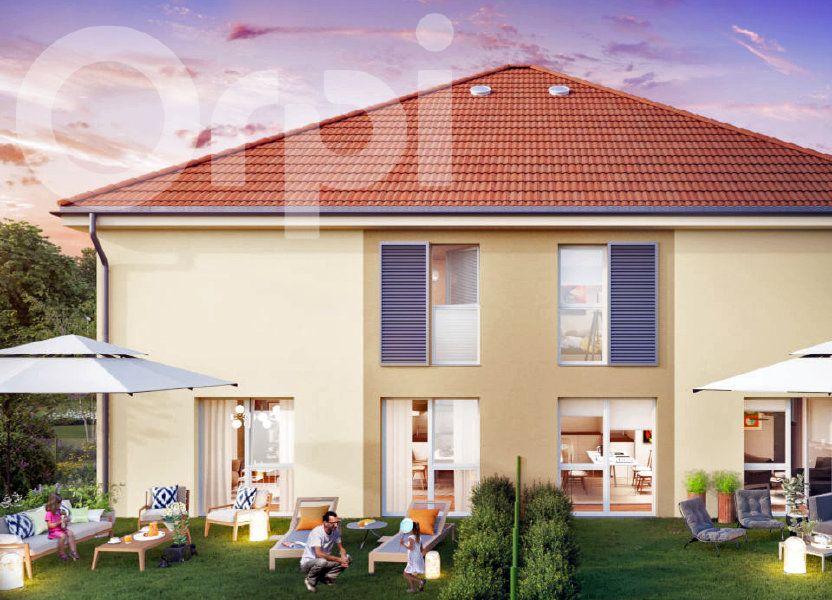 Maison à vendre 87m2 à Arenthon
