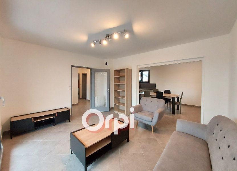 Appartement à louer 72.36m2 à Ville-la-Grand