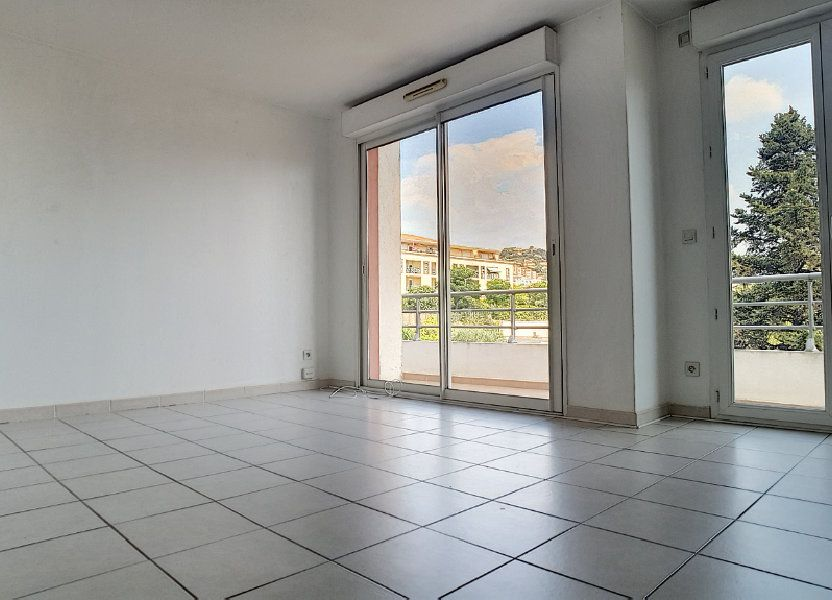 Appartement à louer 43m2 à Saint-Laurent-du-Var