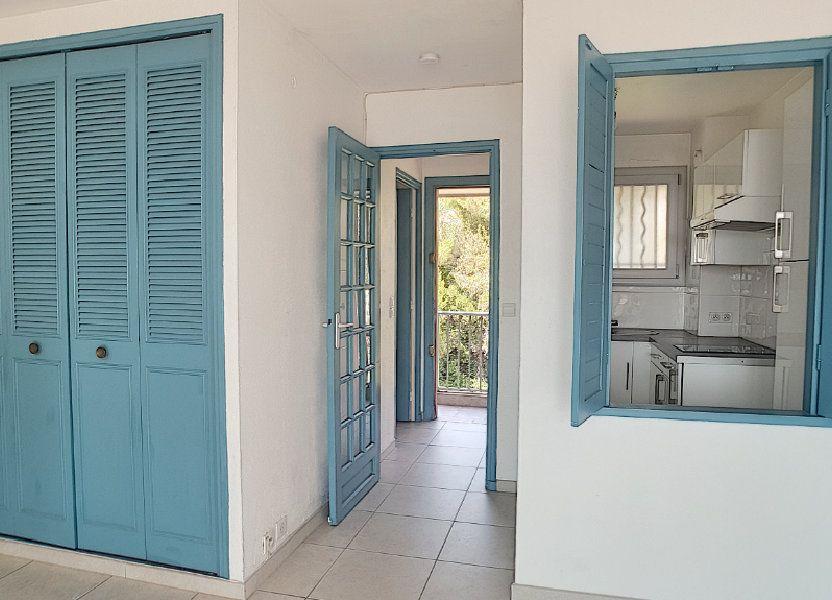 Appartement à louer 30.13m2 à Saint-Laurent-du-Var