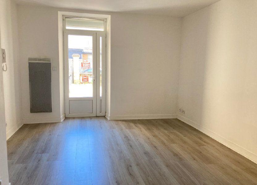 Appartement à louer 23.74m2 à Périgueux