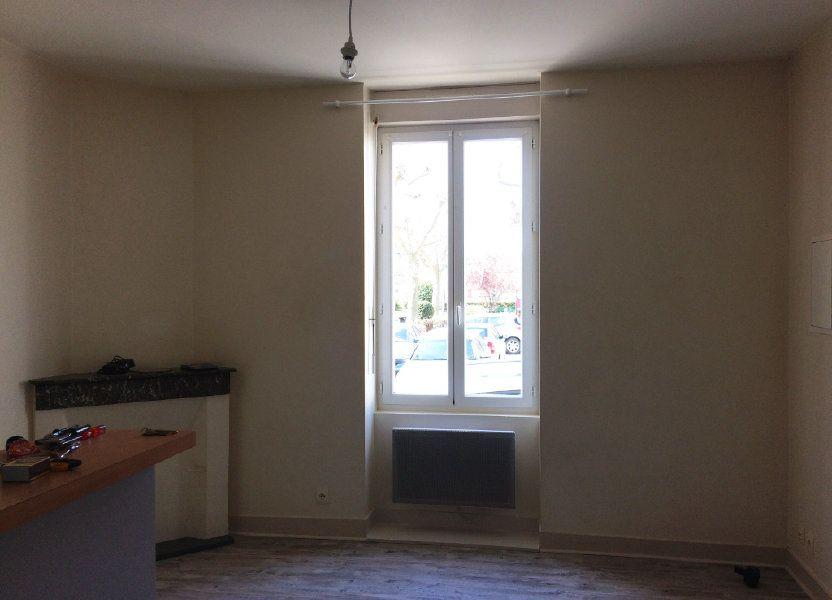 Appartement à louer 28.93m2 à Périgueux