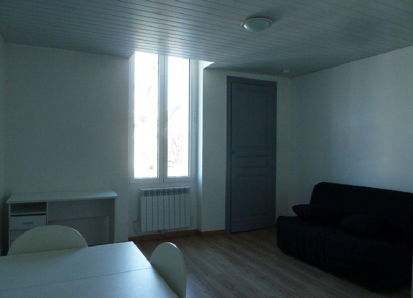 Appartement à louer 19.68m2 à Périgueux