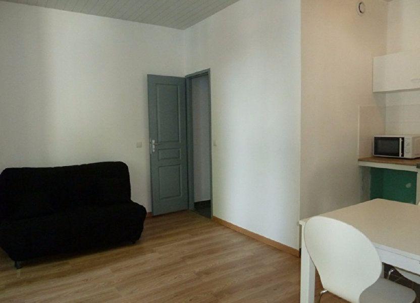 Appartement à louer 19.19m2 à Périgueux