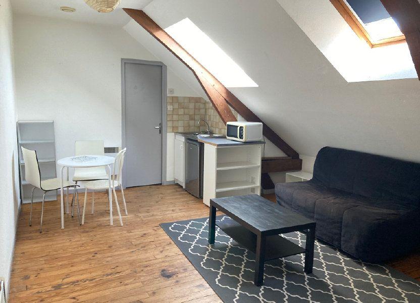 Appartement à louer 26m2 à Périgueux