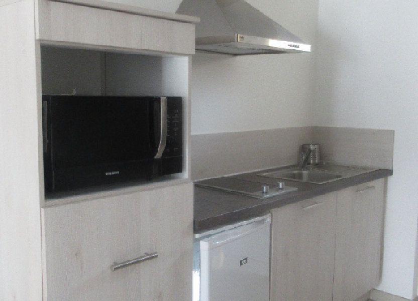 Appartement à louer 20.82m2 à Périgueux