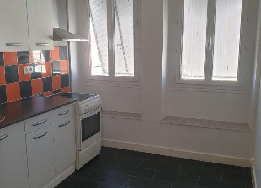 Appartement à louer 63.9m2 à Périgueux